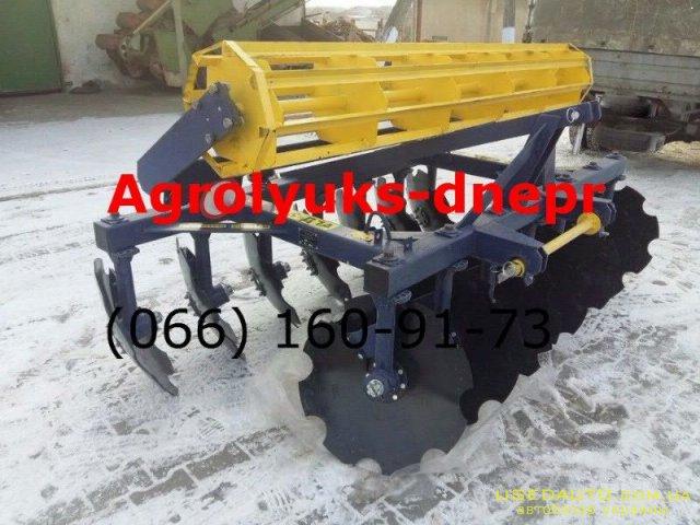Продажа АГД - 2.1 борона (дископлуг) Агр  , Сельскохозяйственный трактор, фото #1