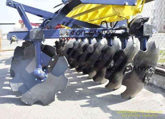 Продажа Бороны АГД, борона АГД 2,1        , Сельскохозяйственный трактор, фото #1