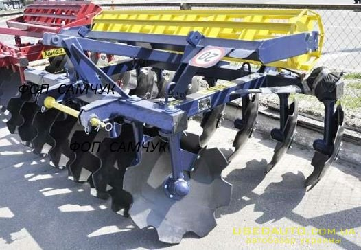 Продажа Бороны АГД на трактор МТЗ, ЮМЗ.   , Сельскохозяйственный трактор, фото #1