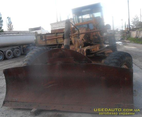 Продажа Челябинец ДЗ-98 , Автогрейдер, фото #1