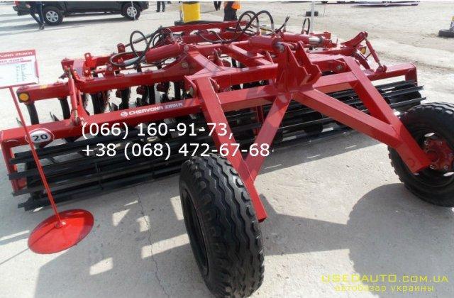 Продажа CHERVONA ZIRKA PALLADA 3200 Моде  , Сеялка сельскохозяйственная, фото #1