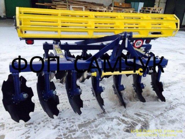 Продажа Дискова борона АГД -2,5 (АГД -2,  , Сельскохозяйственный трактор, фото #1