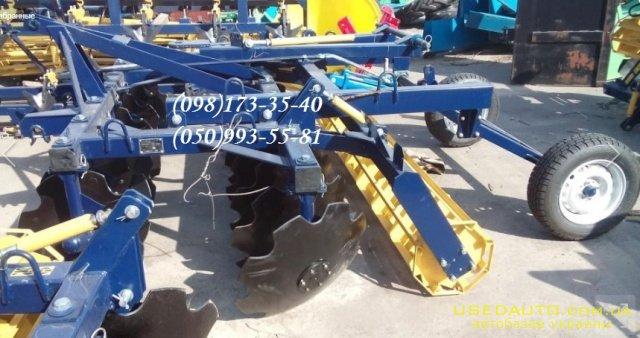 Продажа Дисковая борона АГД-2,8 (3 в 1),  , Сельскохозяйственный трактор, фото #1