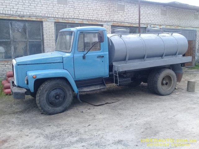 Продажа ГАЗ 3307 , Грузовик - муковоз, фото #1