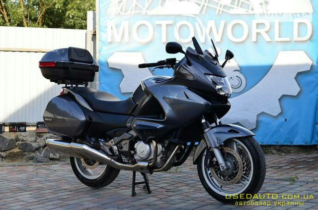 Продажа HONDA Deauville (ХОНДА), Дорожный мотоцикл, фото #1