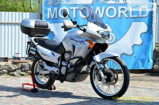 Продажа HONDA Transalp (ХОНДА), Дорожный мотоцикл, фото #1