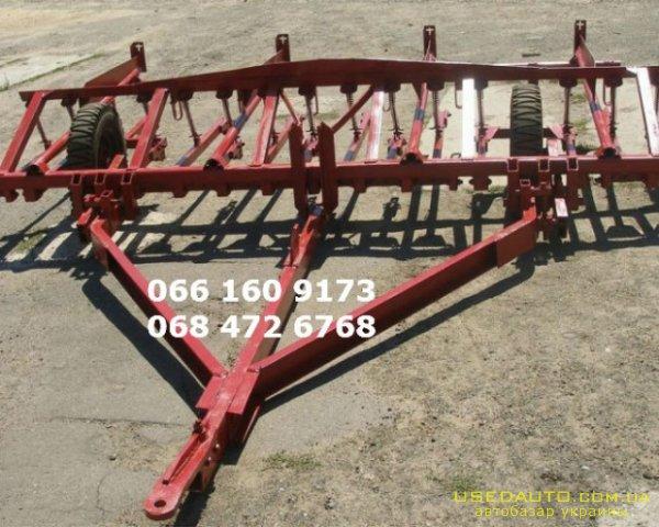 Продажа Культиватор КПСП-4 (усиленный)об  , Сельскохозяйственный трактор, фото #1