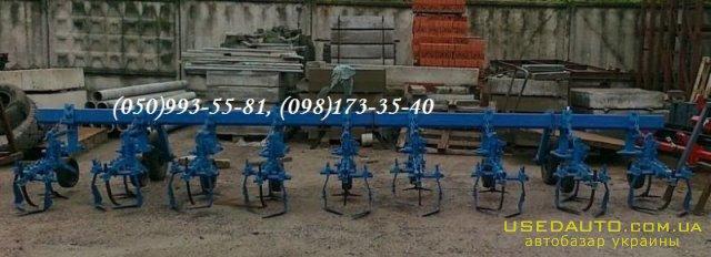 Продажа Культиватор КРН без банок   , Сельскохозяйственный трактор, фото #1