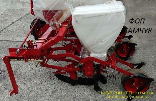 Продажа Новая сеялка СУПН 8 для посева п  , Сельскохозяйственный трактор, фото #1