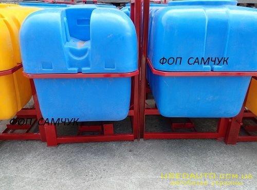 Продажа Оприскиватель польский ОП 800 пр  , Сельскохозяйственный трактор, фото #1