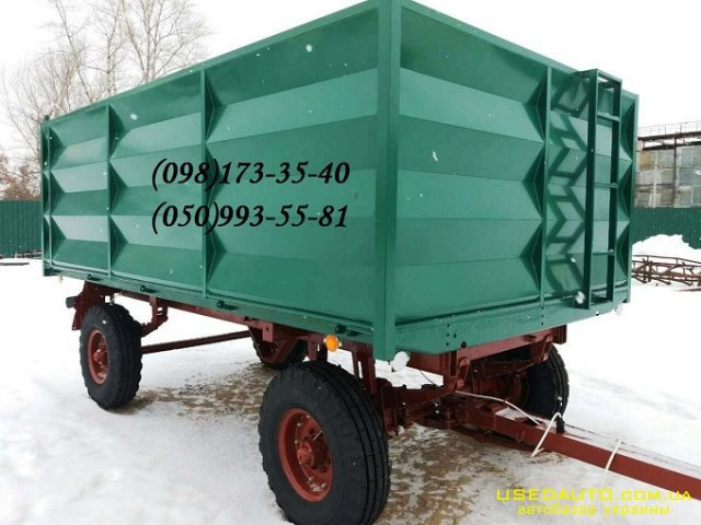 Продажа ПРИЦЕП 2ПТС-4 Б.У ТРАКТОРНЫЙ   , Сельскохозяйственный трактор, фото #1