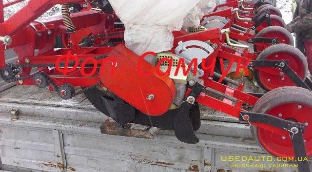 Продажа Продам сеялку СУ-8 м, сеялка мод  , Сельскохозяйственный трактор, фото #1