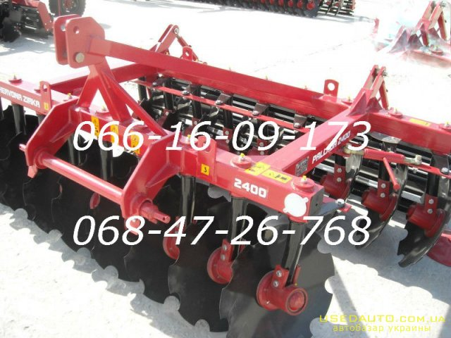 Продажа СЕГОДНЯ PALLADA 3200,2400-01 БОР  , Сельскохозяйственный трактор, фото #1
