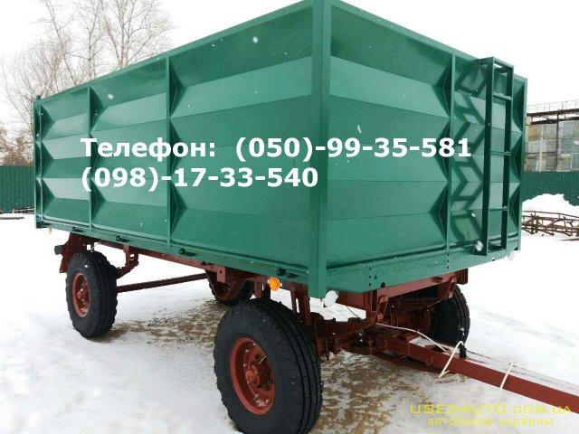 Продажа СРОЧНО 2ПТС 4 бу Прицеп тракторн  , Сеялка сельскохозяйственная, фото #1