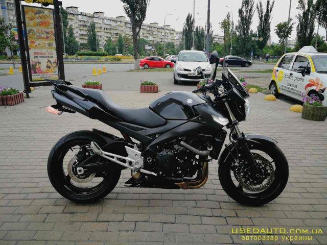Продажа SUZUKI gsx 600 , Спортбайк, фото #1