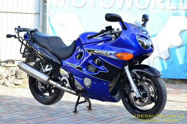 Продажа SUZUKI Suzuki GSX-F , Дорожный мотоцикл, фото #1
