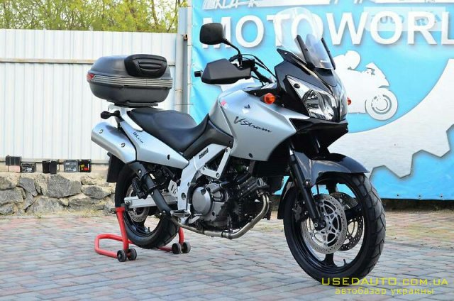 Продажа SUZUKI V-Strom , Дорожный мотоцикл, фото #1
