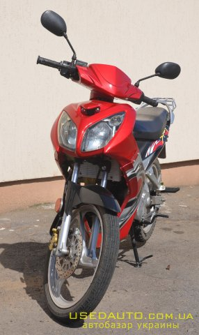 Продажа SUZUKI Viper sport mx 50 v , Скутер, фото #1