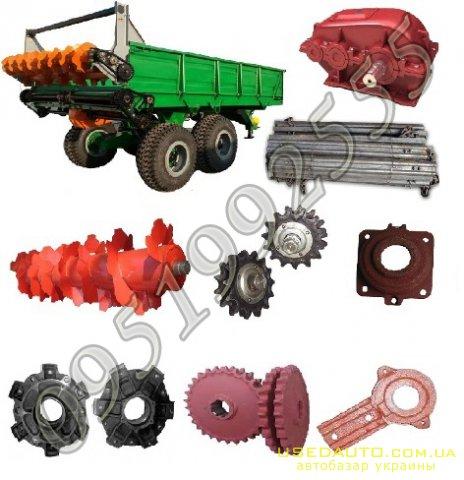 Продажа Запчасти на ПРТ-7-10-16  , Сельскохозяйственный трактор, фото #1