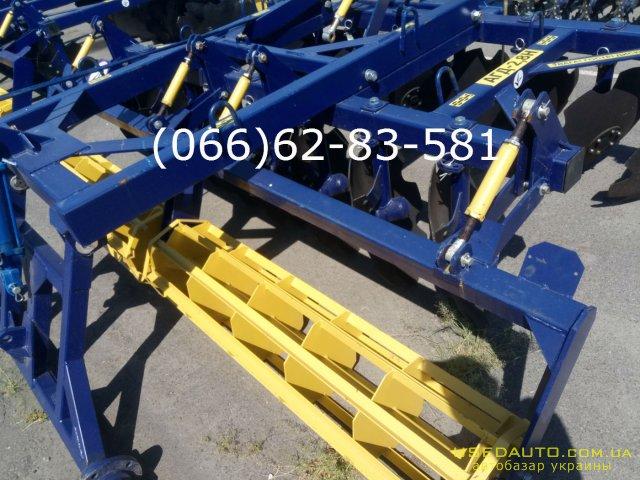 Продажа борона прицепная АГД-2.8Н Тракто  , Сельскохозяйственный трактор, фото #1