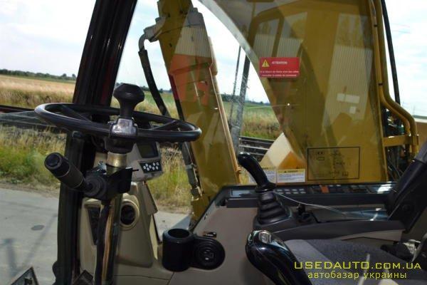 Продажа CATERPILLAR M316C , Эксковатор, фото #1