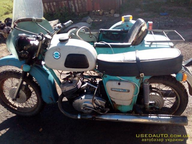 Продажа ИЖ юпітер 3 , Кроссовй мотоцикл, фото #1