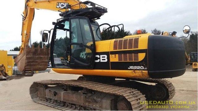 Продажа JCB JS220 , Эксковатор, фото #1