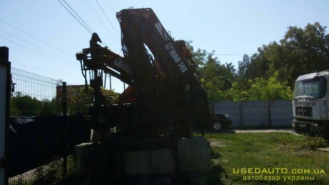 Продажа кран манипулятор  Hiab 140 , Лесхозтехника, фото #1