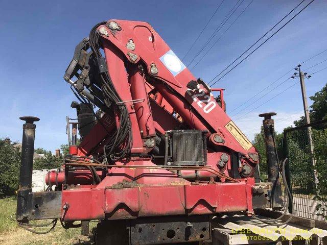 Продажа кран манипулятор  HMF 2220 , Лесхозтехника, фото #1