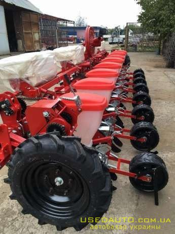 Продажа Приобретайте сеялку УПС-8-02 - э  , Сельскохозяйственный трактор, фото #1