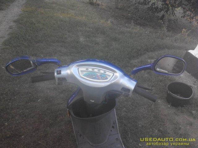 Продажа QINGQI QM50QT-6S , Скутер, фото #1
