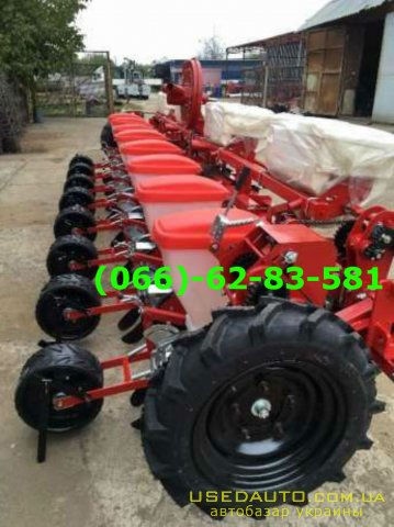 Продажа УПС-8 в Ассортименте сеялка УПС   , Сельскохозяйственный трактор, фото #1