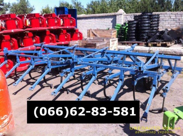 Продажа усиленный КПС-4У Культиватор спл  , Сельскохозяйственный трактор, фото #1