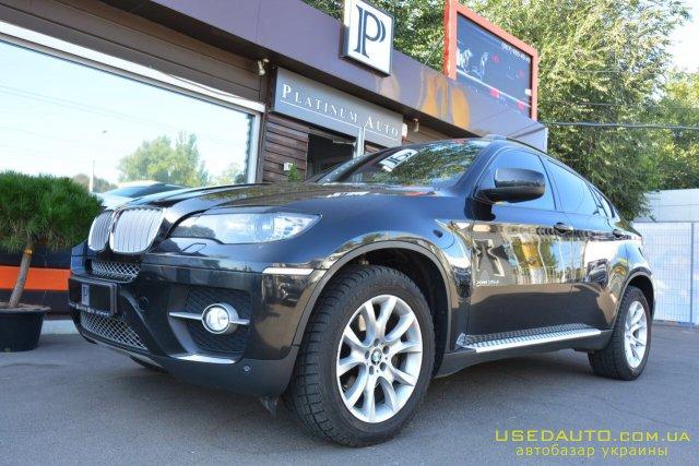 Продажа BMW X6  (БМВ), Внедорожник, фото #1