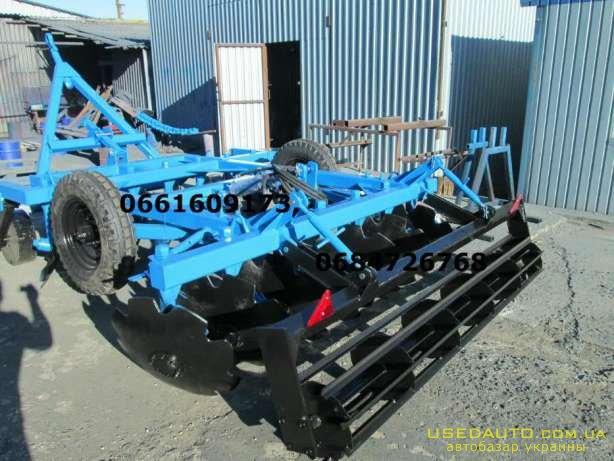Продажа Борона Агп- 2,5 аналог прицепная  , Сельскохозяйственный трактор, фото #1