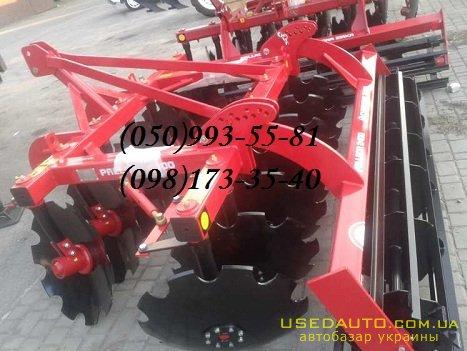 Продажа Борона дисковая Паллада 2400-01   , Сельскохозяйственный трактор, фото #1