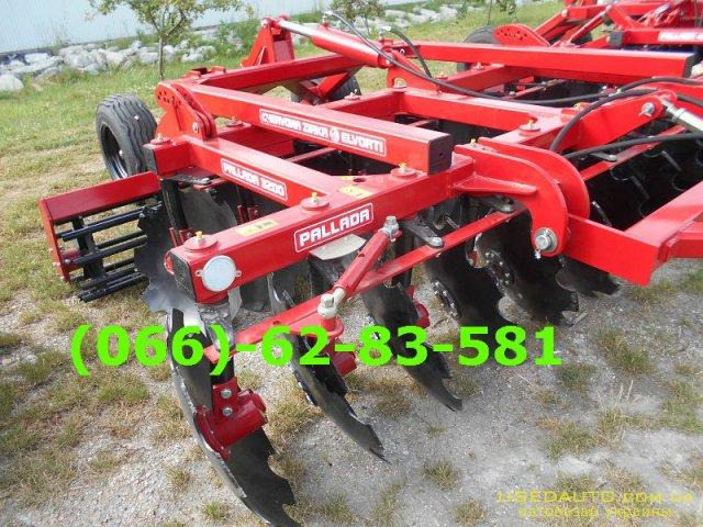 Продажа бороны 3200,3200-01 паллада прои  , Сельскохозяйственный трактор, фото #1