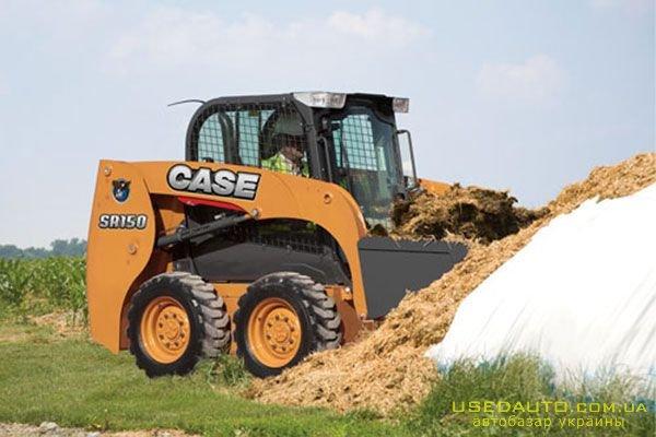 Продажа CASE SR150 , Погрузчик, фото #1