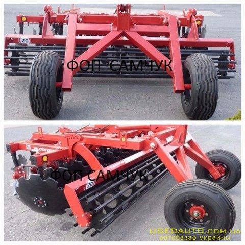 Продажа Дисковая борона Паллада 3200-01   , Сельскохозяйственный трактор, фото #1