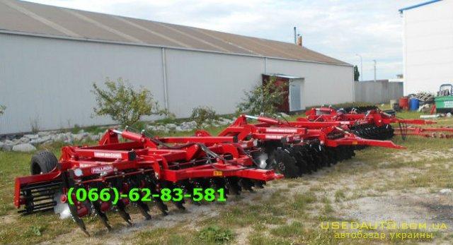 Продажа Дисковые бороны 3200,200-01 палл  , Сельскохозяйственный трактор, фото #1