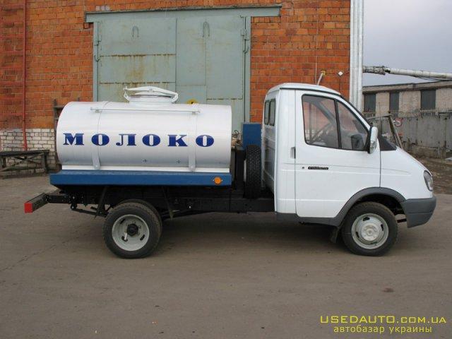 Продажа ГАЗ 3302 , Грузовик - муковоз, фото #1