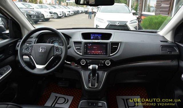 Продажа HONDA CR-V (ХОНДА), Внедорожник, фото #1