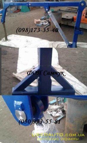 Продажа Кран-манипулятор на МТЗ  , Сельскохозяйственный трактор, фото #1