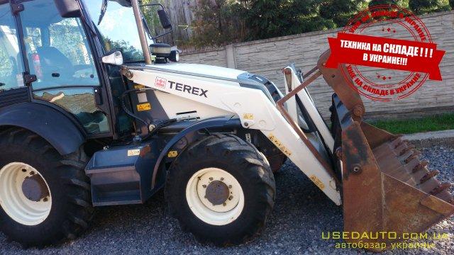 Продажа TEREX 880 SX , Эксковатор, фото #1