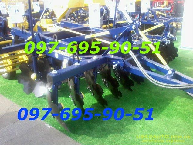 Продажа Борона от завода оригинал АГД-2.5Н , Сельскохозяйственный трактор, фото #1
