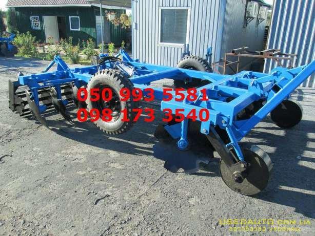 Продажа Борона прицепная ПБД-2.5 аналог   , Сельскохозяйственный трактор, фото #1