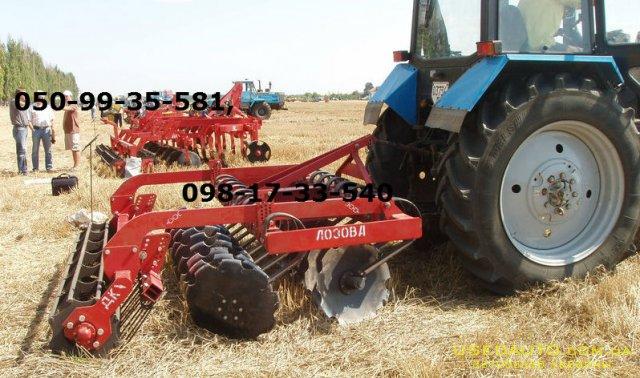 Продажа Дукат 2,5-лущильник дисковый  , Сельскохозяйственный трактор, фото #1