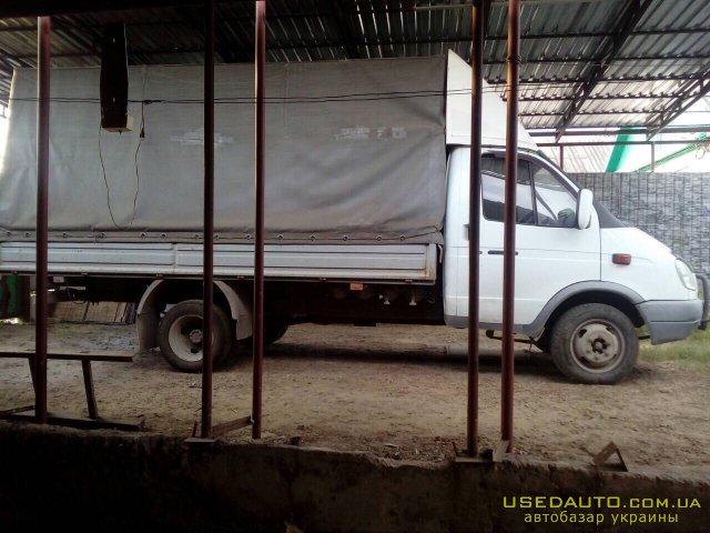 Продажа ГАЗ 330202-414 , Тентованый грузовик, фото #1