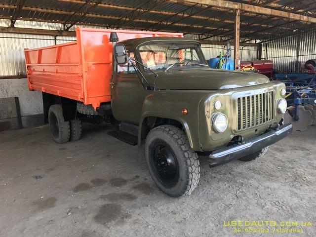 Продажа ГАЗ 53 самосвал , Самосвальный грузовик, фото #1