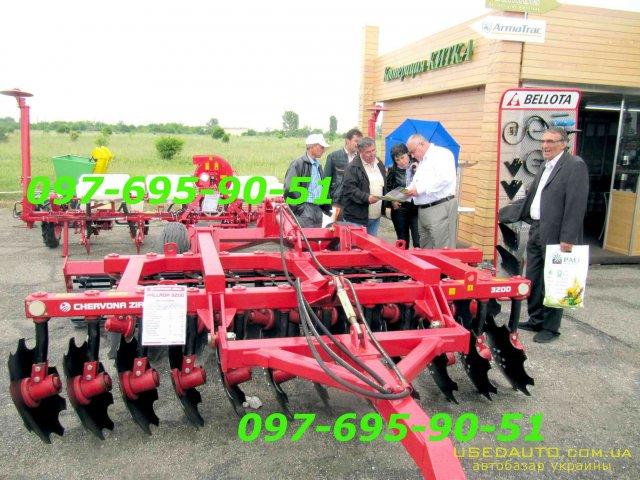 Продажа Новая дисковая борона от ПАО  Паллада 3200 , Сельскохозяйственный трактор, фото #1